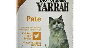 Bio Katzenfutter Test