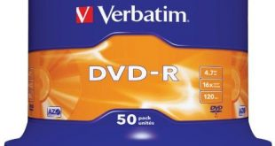 DVD Rohling Test