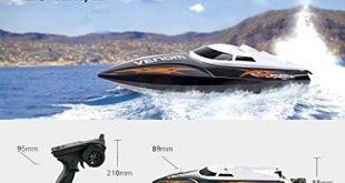 ferngesteuerte Boote Test