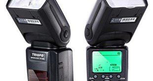 Kamera-Blitzgerät für Canon Test