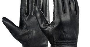 Lederhandschuhe Damen Test