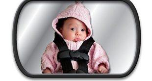 Rücksitzspiegel für Baby Test