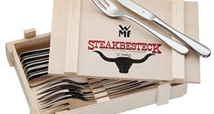 Steakmesser Test