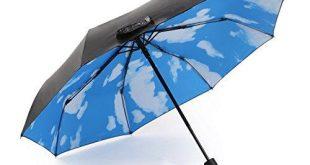 UV-Schutz Sonnenschirm Test