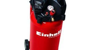 50 Liter Kompressor Test