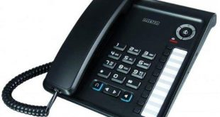Alcatel ISDN-Telefon Test