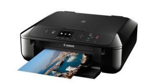 Canon Pixma Drucker Test