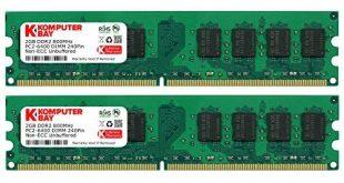 DDR2 Arbeitsspeicher Test