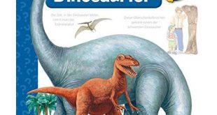 Dinosaurier Buch Test
