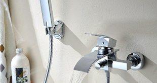 Dusch- Badewannenarmatur Test