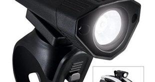 Fahrrad Helmlampe Test