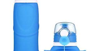 Faltbare Trinkflasche Test