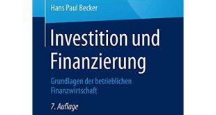 Finanzierung & Investition Test