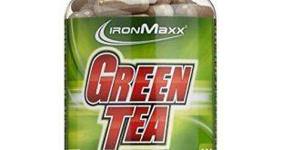 Grüner Tee Kapseln Test