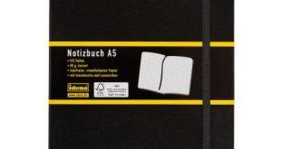 Hardcover Notizbuch Test