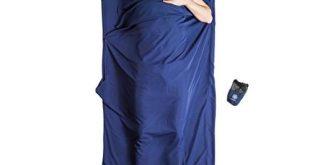 Hüttenschlafsack Test