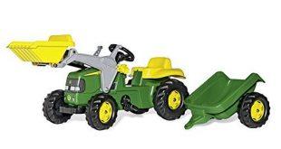 Kinder Traktor Test