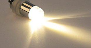 LED Laterne Test