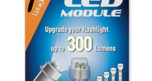 Litexpress LED-Taschenlampe Test