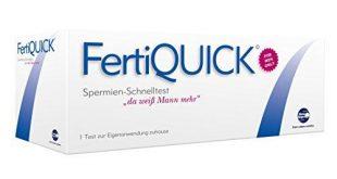 Männer Fruchtbarkeitstest Test