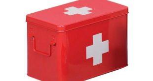 Medizin-Box Test