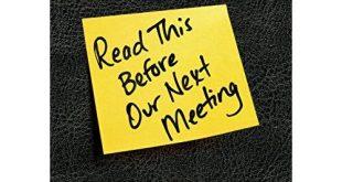 Meetings Ratgeber Test