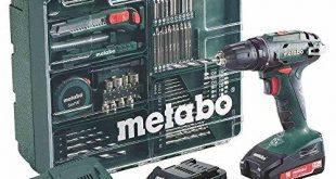 Metabo Bohrschrauber Test