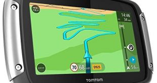 Motorradnavigation Test