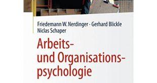 Organisationspsychologie Test