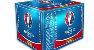Panini Euro 2016 Sticker Test