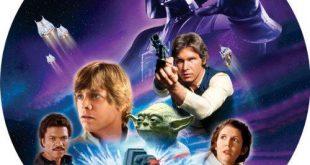 Star Wars Tortenaufleger Test