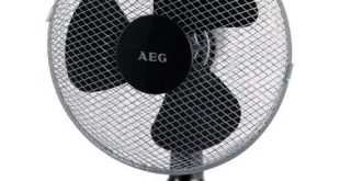 AEG Ventilator Test