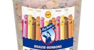 Brause-Bonbons Test