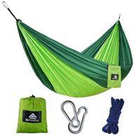 Camping Hängematte Test