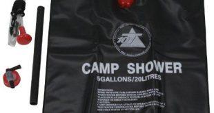 Campingdusche Test