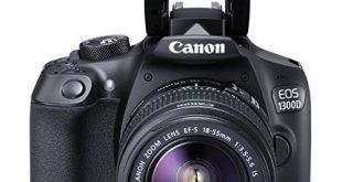 Canon Spiegelreflexkamera Test
