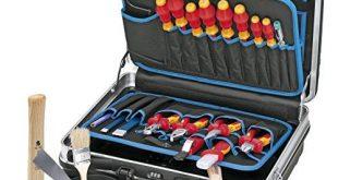 Elektriker Werkzeugkoffer Test