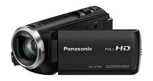 Full HD Camcorder Test