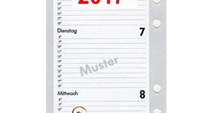 Kalendereinlage Test