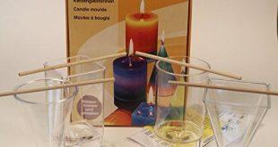 Kerzengießform Test