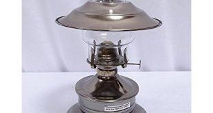Öllampe Test