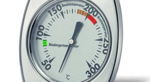 Ofenthermometer Test