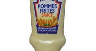 Pommes Frites Sauce Test
