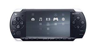 PSP Konsole Test