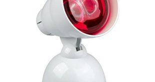 Rotlichtlampe Test