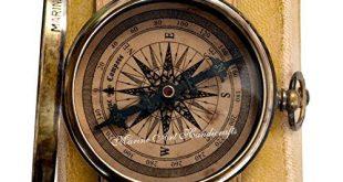 Schiffskompass Test