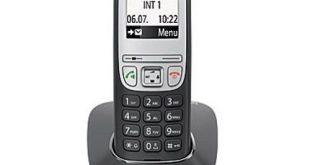 Schnurlostelefon Test