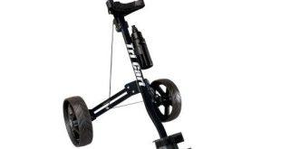 Zieh-Golfcart Test