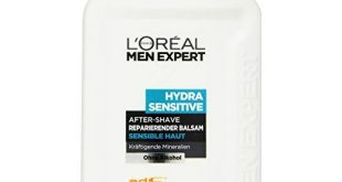 After Shave Lotion Test