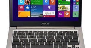 Asus Ultrabook Test
